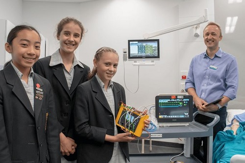 School's hi-tech switch boosts productivity