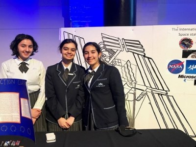 Students dazzle industry leaders at showcase event
