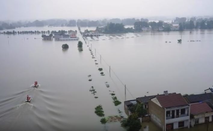Floods expose China's inadequate disaster insurance