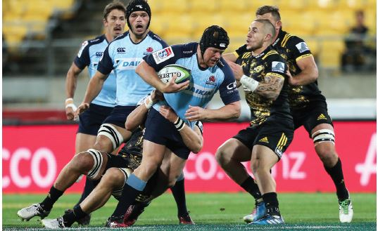 Tackling cultural change like the Waratahs