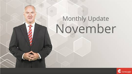 National Housing Market Update | Nov 2017