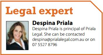 Despina Priala | Your Investment Property