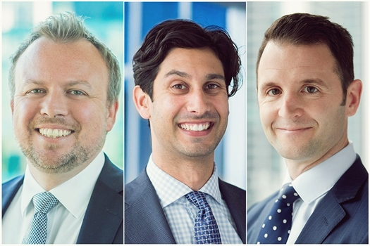 Wotton + Kearney promotes three to partner