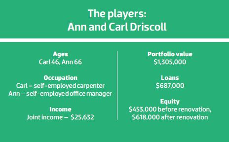 Ann and Carl Driscoll profile