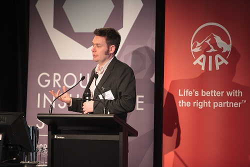 AIA Australia Group Insurance Summit 2012