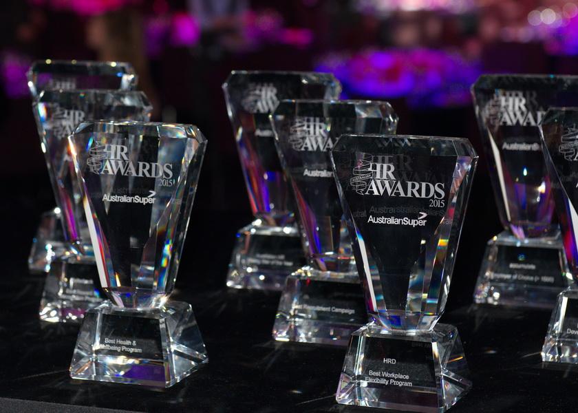 Australian HR Awards: Winners revealed