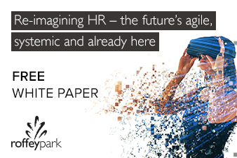 Re-imagining HR: the future is agile and systemic