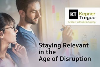 The age of disruption: Deep skills employees need