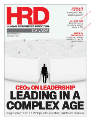 Human Resources Director Canada