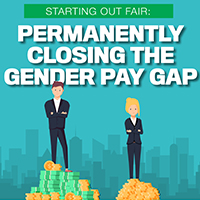 Permanently closing the gender pay gap?