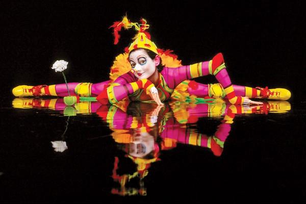 Behind the scenes: HR at Cirque du Soleil
