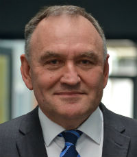 Henry Grossek, Principal, Berwick Lodge Primary School