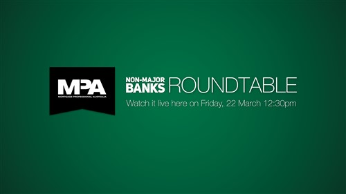 MPA Non-Major Banks Roundtable 2019