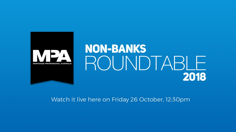MPA Non-Banks Roundtable 2018