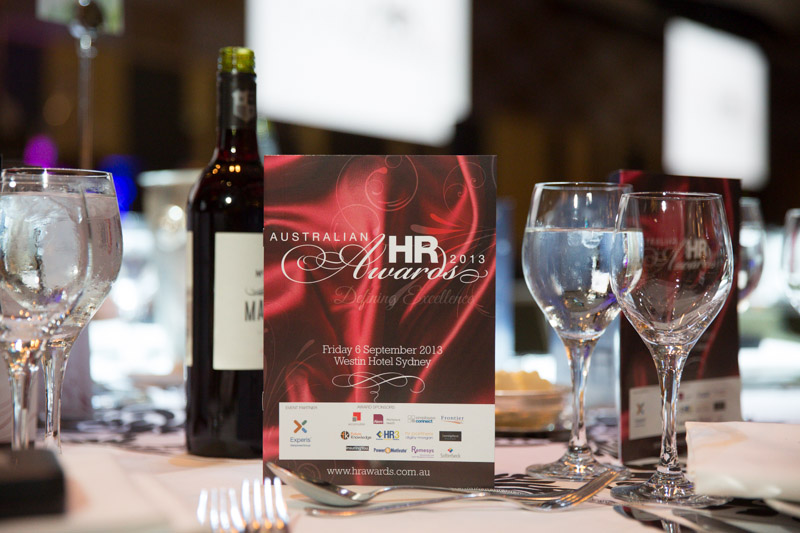 Australian HR Awards 2013