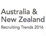Australia & New Zealand hiring trends 2016