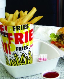 Fast food giant claim could burn insurer