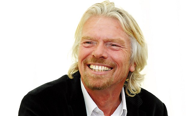 Branson offers one year full pay to new parents