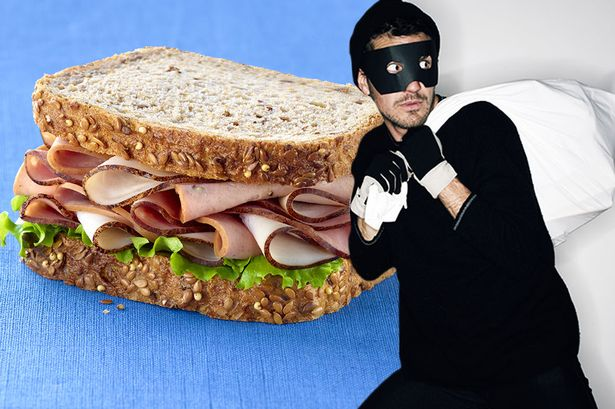 Lighter Side: Sandwich thief strikes – HR to the rescue