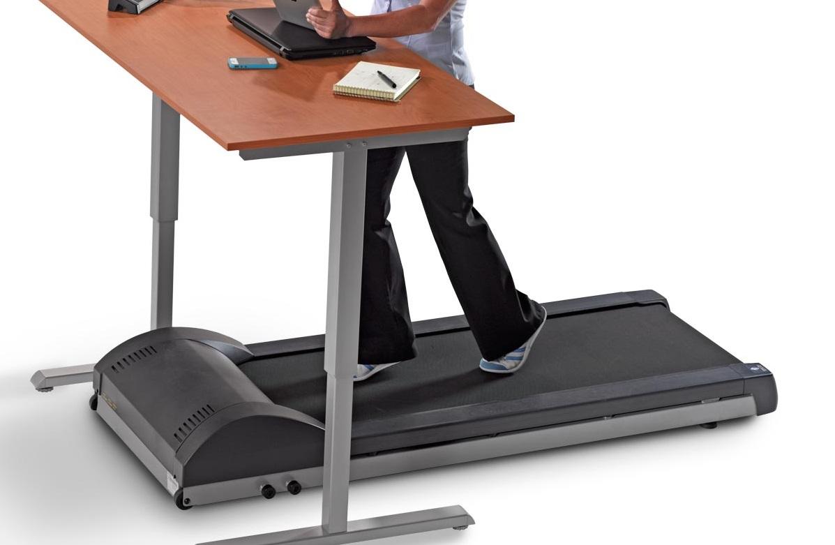 Treadmill desks: The hidden benefits