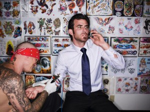 Employees urged to get a company tattoo