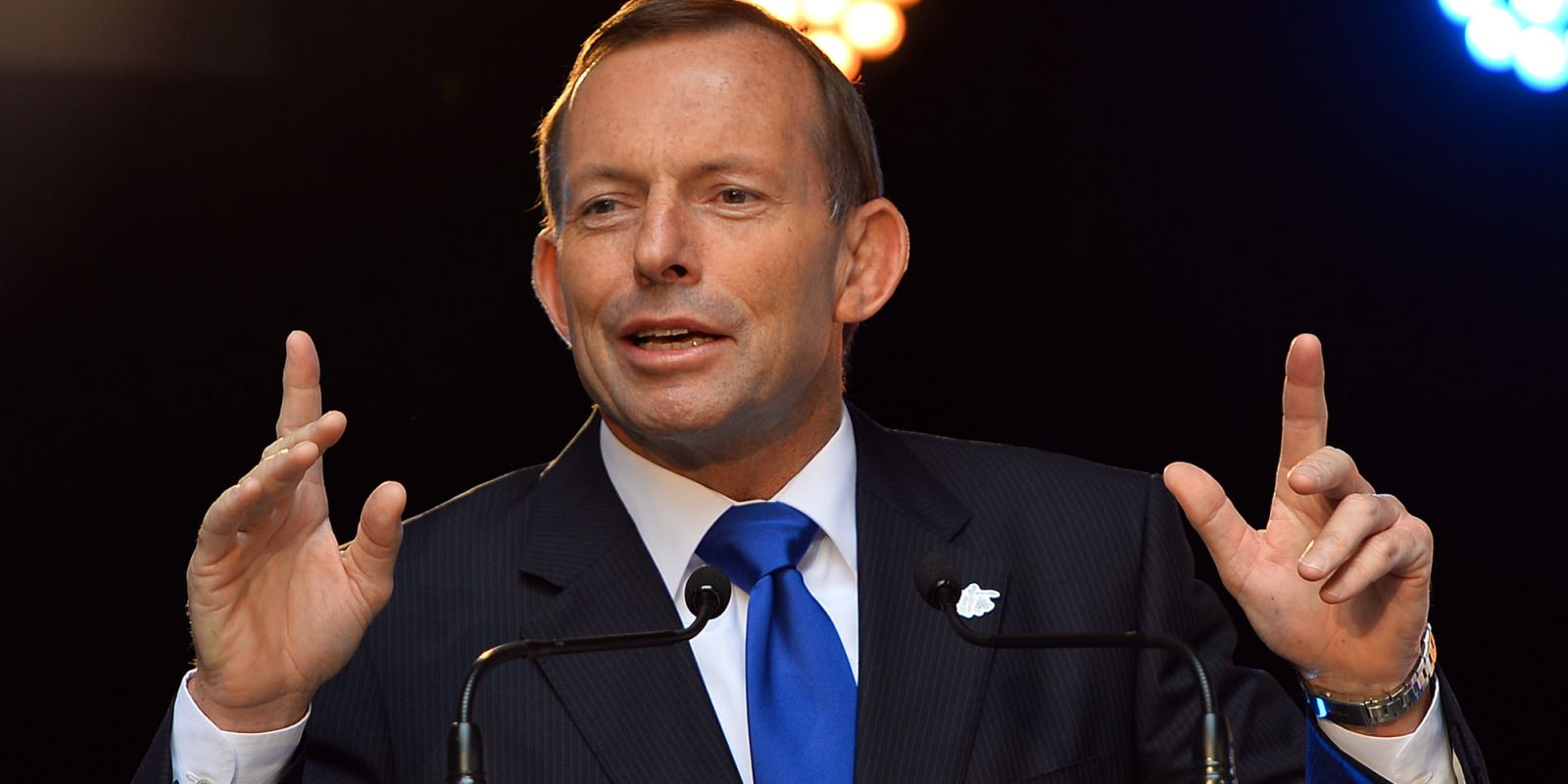 HR reflections on Tony Abbott's undignified departure