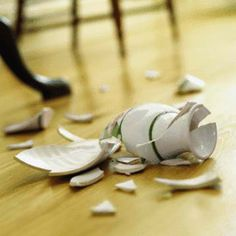 Who is liable for property damaged at a work function?