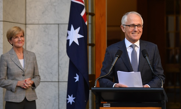 Turnbull ups diversity with '21st-century' cabinet