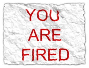 Lighter Side: Unusual ways to tell someone they're fired