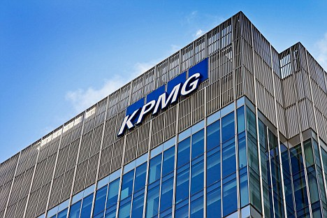 KPMG first of Big Four to publish pay gap details