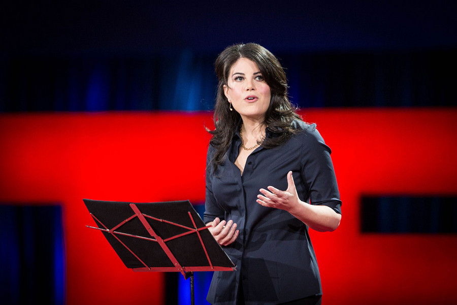 """The Price of Shame"" – leadership lessons from Monica Lewinsky"