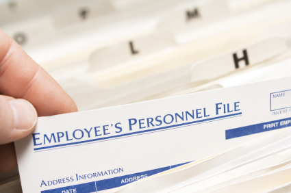 Are your employee records up to date?