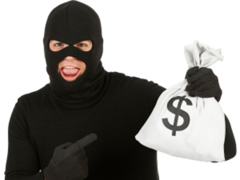 Far out Friday: Employer takes a chance on bank-robber