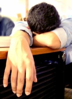Get the job wrong + fall asleep = still get paid