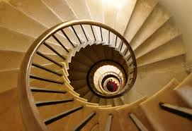 Spiral staircases – the answer to your engagement issue?