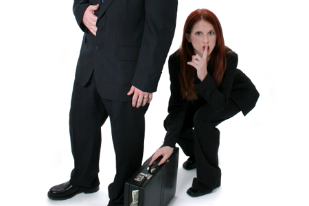 How to handle an employee suspected of stealing