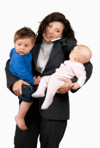 48% of working mothers say this task is 'impossible'