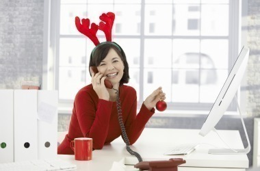 How can employers attract top candidates this Christmas period?