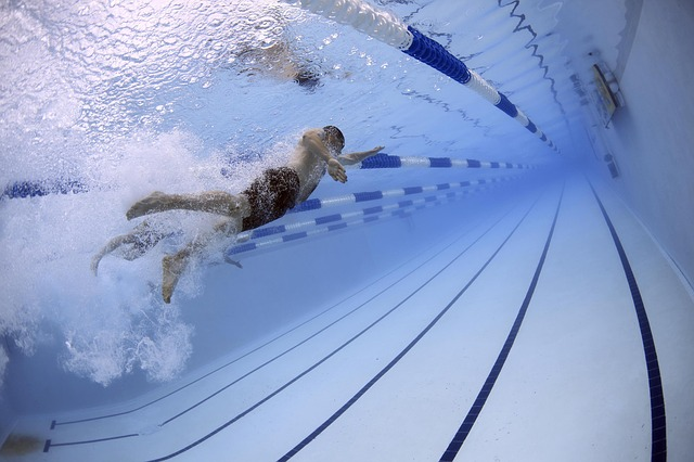 Liberty Insurance makes a splash with Olympic swimmer