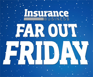 Far Out Friday: Woman dubbed the 'auntie Christ' does it for insurance