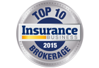 The Top 10 Insurance Brokerages in 2015