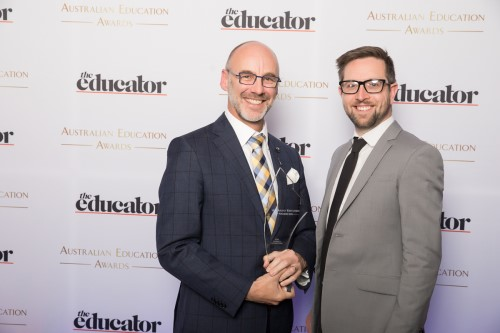 School recognised for educational excellence