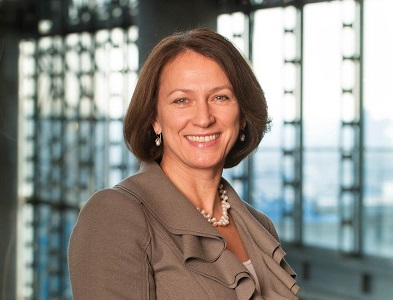 Lloyd's boss admits she turned down her first promotion