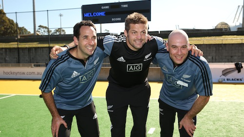 All Blacks teach brokers a thing or two