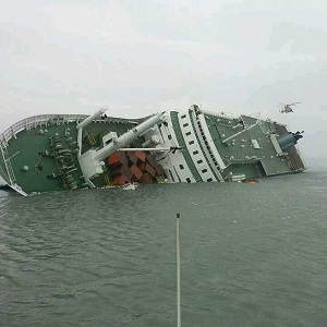 Risk management a failure in ferry disaster, with Aussie impacts minimal