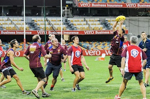 Brisbane Lions crack the whip on brokers