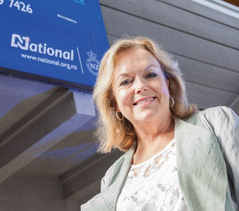 Judith Collins: When there's a will there's a way
