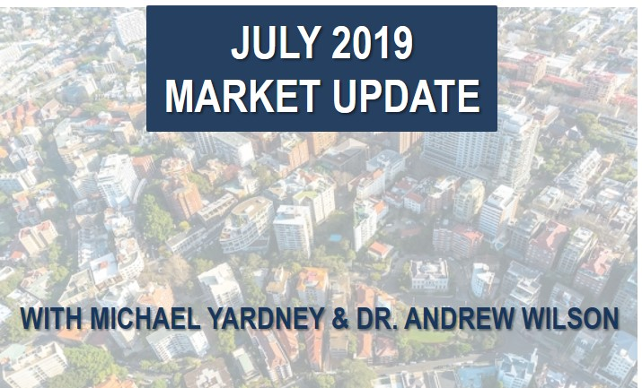 July 2019 Housing Market Commentary