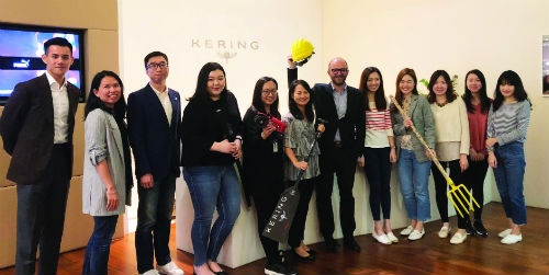 Kering Asia Pacific