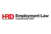 HRD Employment Law Masterclass 2017
